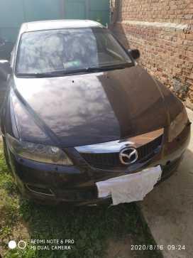 Маркс Mazda6 2006