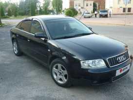 Правдинск Audi A6 2001
