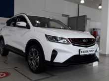 Москва Coolray SX11 2020