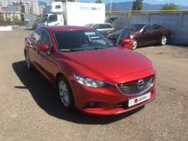 Новороссийск Mazda6 2017