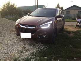 Саранск Hyundai ix35 2014