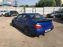 Нижний Новгород Impreza WRX 2001