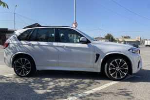 Грозный BMW X5 2014