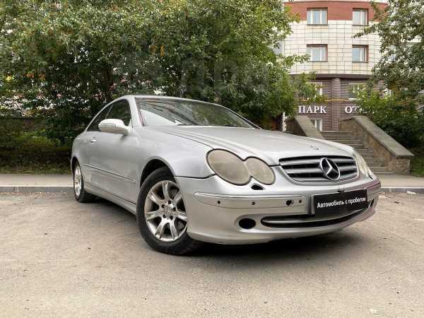 Mercedes-Benz CLK-Class, 2002 год, 295 000 руб.