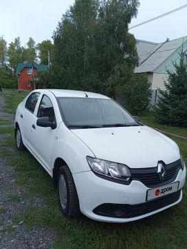 Барнаул Logan 2015