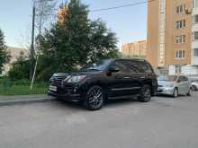 Москва LX570 2015