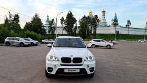 Москва X5 2012