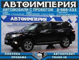 Красноярск Highlander 2011
