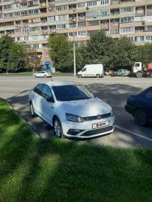 Москва Polo 2018