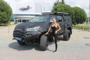 Москва Hilux Pick Up 2016
