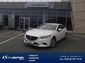 Владивосток Mazda6 2017