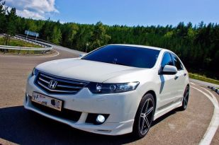 Улан-Удэ Honda Accord 2008