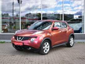 Архангельск Nissan Juke 2011