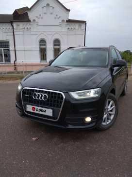 Козельск Audi Q3 2012