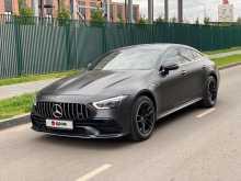 Москва AMG GT 2019