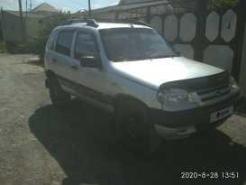 Баксан Niva 2004