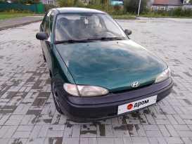 Горно-Алтайск Accent 1996