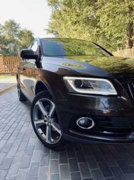 Новосибирск Audi Q5 2014