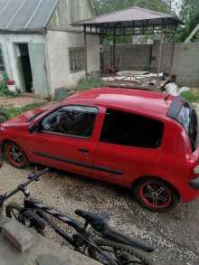 Липецк Clio 2002