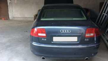 Урус-Мартан Audi A8 2002
