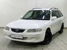 Новосибирск Mazda Capella 2002