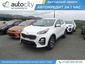 Владивосток Kia Sportage 2019