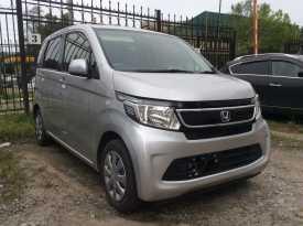 Хабаровск Honda N-WGN 2015