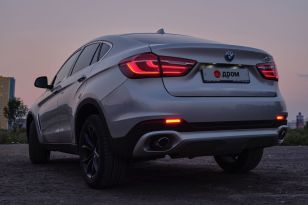 Барнаул BMW X6 2016
