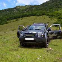Грозный Xterra 2004