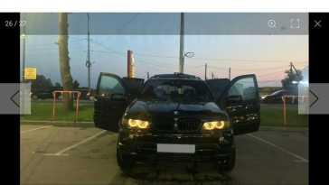 Сочи BMW X5 2004