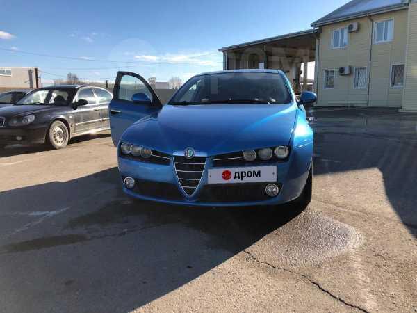 Alfa Romeo 159, 2009 год, 525 000 руб.