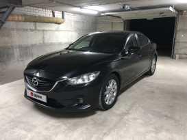Нововоронеж Mazda6 2013