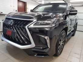 Комсомольск-на-Амуре Lexus LX450d 2018