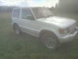 Усть-Кокса Pajero 1997