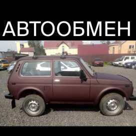 Комсомольск-на-Амуре 4x4 2121 Нива 1999