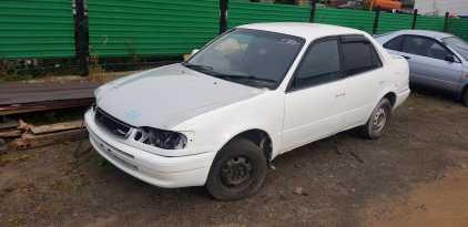 Алдан Corolla 1996
