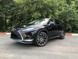 Ижевск Lexus RX350 2019
