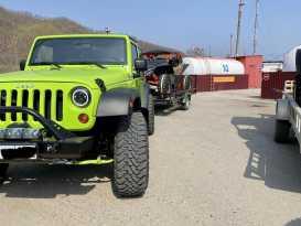 Владивосток Jeep Wrangler 2013
