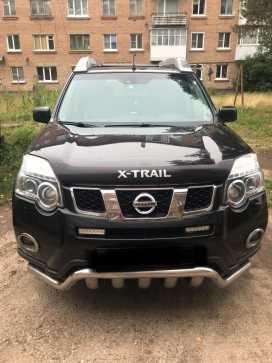Ухта X-Trail 2011