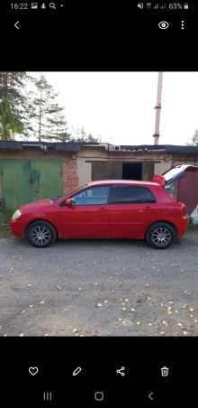 Нижний Тагил Corolla Runx 2002