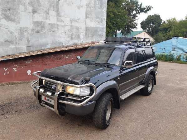 Toyota Land Cruiser, 1995 год, 1 380 000 руб.