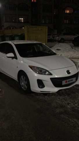Казань Mazda3 2012