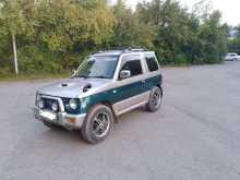 Тюмень Pajero Mini 1998