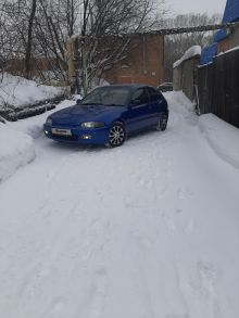 Киселёвск Civic 1994