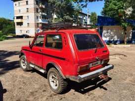 Биробиджан 4x4 2121 Нива 1991