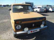 Шахты 4x4 2121 Нива 1980