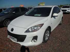 Шахты Mazda3 2011