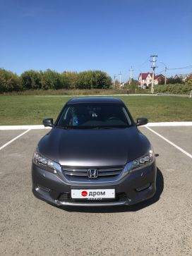 Барнаул Honda Accord 2013