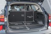 Kia Seltos 2019 - Размеры багажника