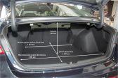 Kia K5 2019 - Размеры багажника